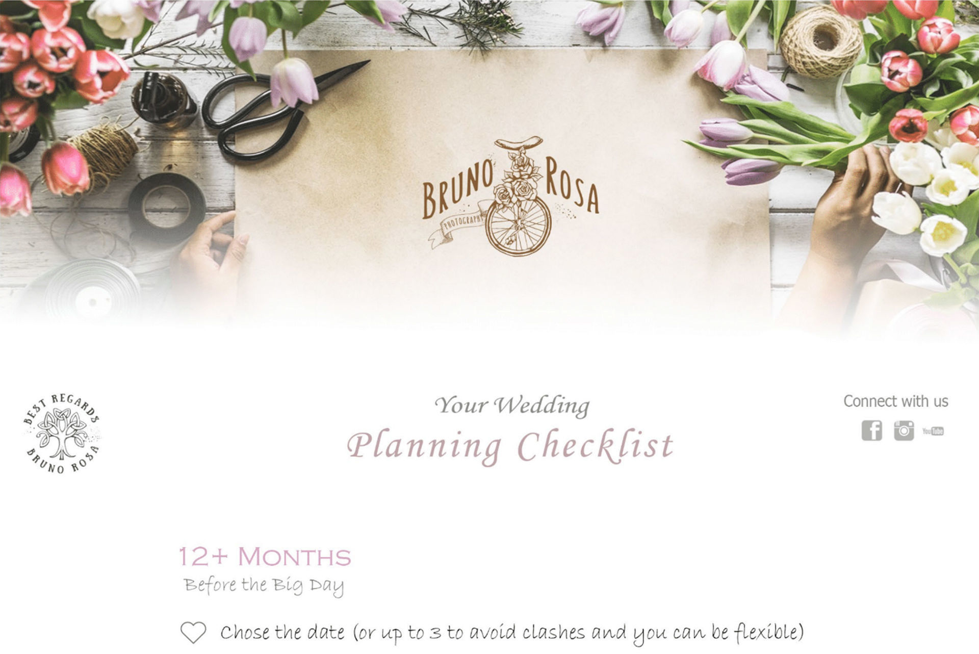Wedding Checklist PDF download