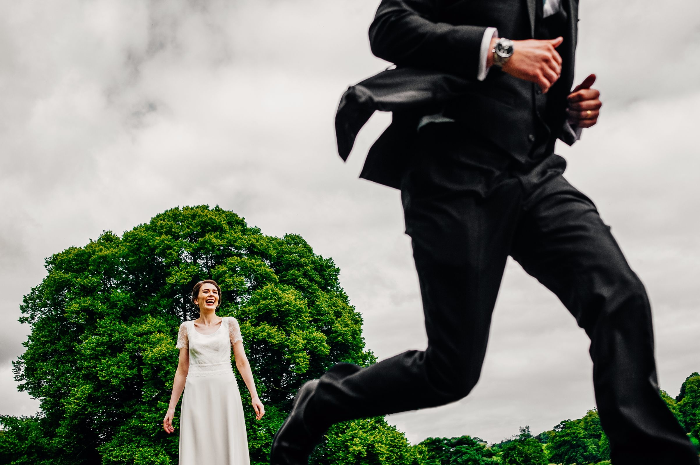 PHILIPPE & EIMEAR - CASTLE LESLIE WEDDING