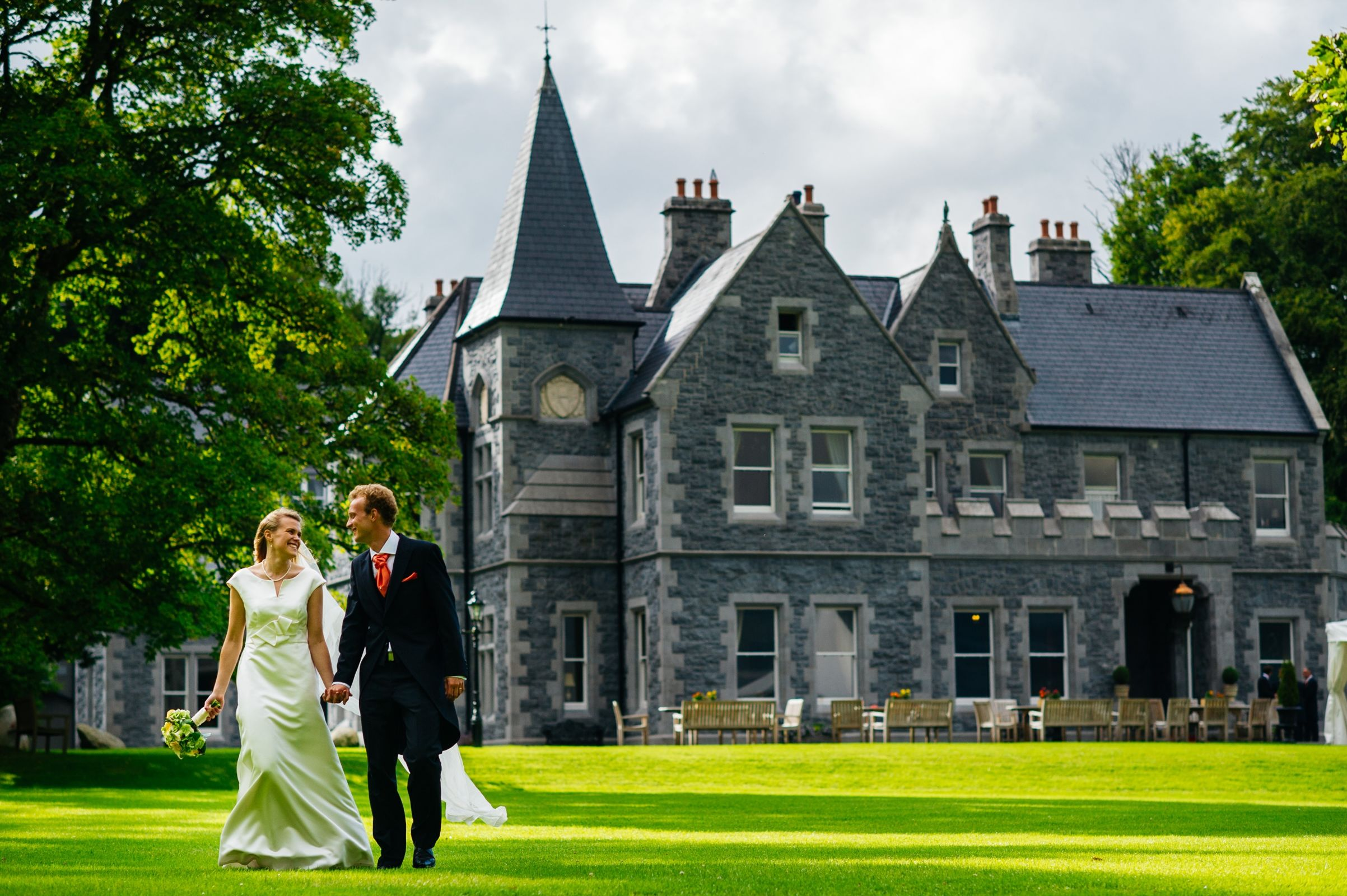 how to plan a destination wedding in ireland
