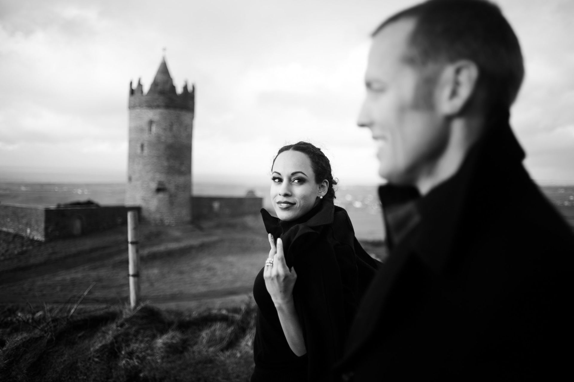 Jessica & Ken - Cliffs of Moher